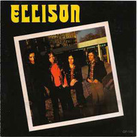 ELLISON  -St (amazing 70s heavy psych)  CD