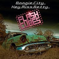 FLASHCUBES- Boogie City/Hey Miss Betty(POWERPOP) -EP CD