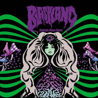 BLACKLAND  - EXTREME HEAVY PSYCH (STONER ROCK)CD