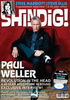 SHINDIG!  -#69 PAUL WELLER -   BOOKS & MAGS