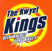KWYET KINGS -BEEN WHERE/ DONE WHAT (power pop Groovies Badfinger style)CD
