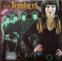 LES TERRIBLES - ST(60s Stones/Yardbirds style) CD