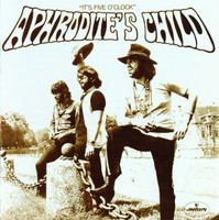 APHRODITE'S CHILD- It's Five O Clock (1969 pop psych)CD