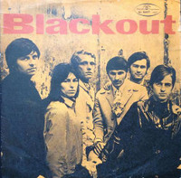 BLACKOUT- ST (groovy 60s garage) CD