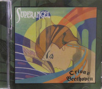 ORION'S BEETHOVEN  - Superangel (Argentine 70s psych) LAST ONE! CD