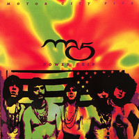 "MC5  - Powertrip - LAST COPIES 10""  LP"