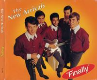 NEW ARRIVALS- Finally (rare 60s Bay area garage) CD