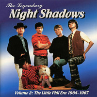 NIGHT SHADOWS -Vol 2 Little Phil Era 1964-67  (Atlanta Garage Rock) CD