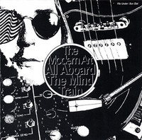 MODERN ART  -All Aboard the Mind Train (PRE SUNDIAL PROJECT) CD