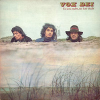 VOX DEI  - Es Una Nube (It is a Cloud, No Doubt) 70s Argentine power trio- CD