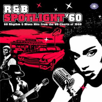 R&B SPOTLIGHT #60  -R&B and/or pop hits of 1959- DOUBLE COMP CD