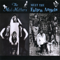 FALLEN ANGELS  -Mad Hatters Meet The .. (unreleased 1966 Byrds style)   CD