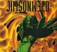 JIMSONWEED  - INVISIBLEPLAN(HEAVY STONER PSYCH) GREEN DBL  LP