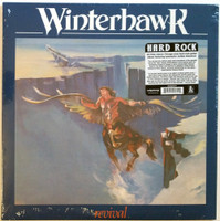 WINTERHAWK - REVIVAL(classic 70s private press hard rock)  LP
