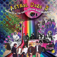 ASTRAL DAZE    - VA  3 Snapshots Of The South African Rock Underground (RARE PSYCH TRACKS -  COMP CD