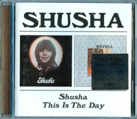 SHUSHA- Shusha + This is The Day (70s  obscure Persian )CD