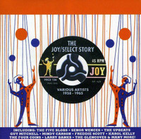 JOY/SELECT STORY- VA (60s treasures from teen pop top novelty!) COMP CD