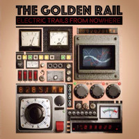 GOLDEN RAIL -TRAILS FROM NOWHERE (classic rock/pop 60s 70s style)   CD