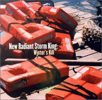 NEW RADIANT STORM KING   -WINTER'S KILL( Quirky U.S. pop )  CD