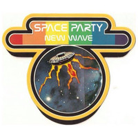 SPACE PARTY  - NEW WAVE (GARAGE SURF W COVERS OF WAILERS AND BEACH BOYS)-   CD