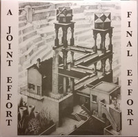 JOINT EFFORT -Final Effort (intriguing folk/rock/psych 1974) LP