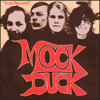 MOCK DUCK- TEST Record (60s fuzzed out rarity) CD