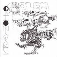 GOLEM   - Orion Awakes  (70s psych) CD