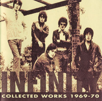 INFINITY - Collected Works 1969-70  (UK heavy psych/pop sound legends) CD