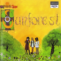 SUNFOREST  -The Sound of(UK Acid folk 69) 20-page booklet  & lyrics-  CD