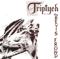 BEVIS FROND- Triptych(80s psych legends)SLIGHT CORNER CRUNCH DISCOUNT!  DOUBLE  LP