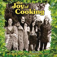 JOY OF COOKING  -FILLMORE WEST, SAN FRANCISCO 1971-  CD