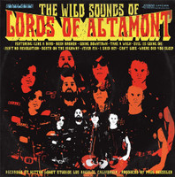 LORDS OF ALTAMONT   -THE WILD SOUNDS OF(MC5, Stooges, Chambers Brothers style) CD