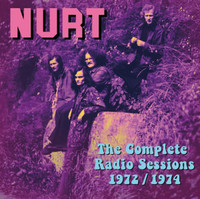 NURT  -COMPLETE RADIO SESSIONS 1972/1974 (first Polish heavy rock band) DOUBLE CD WITH DVD