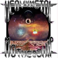 TURN ME ON DEAD MAN -HEAVYMETAL MOTHERSHIP (SF SPACEROCK) BLACK VINYL LP