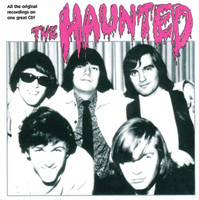 HAUNTED - ST  (Canadian 60s garage) CD