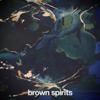 BROWN SPIRITS   -ST  (Hammond-driven Kraut-laden trippy psych jams)  CD
