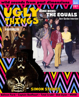 UGLY THINGS  - 46 THE EQUALS-  BOOKS & MAGS