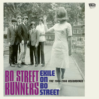 BO STREET RUNNERS   -EXILE ON BO STREET(brilliant 1964-1966 recordings by legendary band)  LP