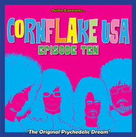 CORNFLAKE USA 10  -THE ORIGINAL PSYCHEDELIC DREAM- COMP CD