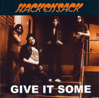 HACKENSACK  - GIVE IT SOME(70s gritty blues rock)  LP