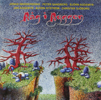 RAG I RYGGEN  - ST(milestone in Swedish hard-rock history 1975) LP