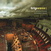 TRIPWAVE VOL 2  (COLLECTION OF MODERN RUSSIAN PSYCH) CD