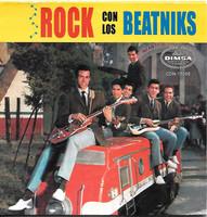 BEATNIKS,LOS -ROCK CON LOS BEATNIKS (Early '60s Mexican surf)  CD