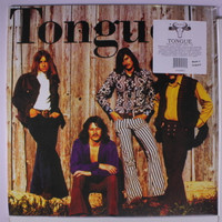 TONGUE - Keep on Truckin(forgotten classic of late '60s American psych) LP