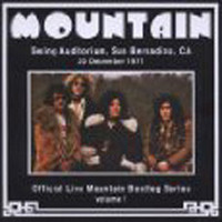 MOUNTAIN   -Live in San Bernadino, CA 1971-  CD