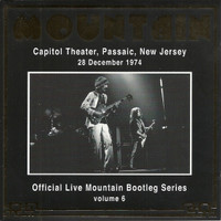 MOUNTAIN   - Live At The Capitol Theater 1974-  CD