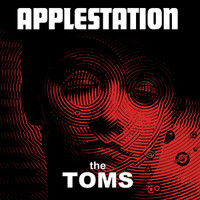 TOMS   - Applestation (60s style Beatlesque powerpop nuggets)  CD