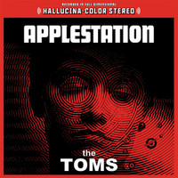 TOMS  - Applestation ( 60s style Beatlesque powerpop nuggets)  LP