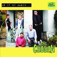 CHOSEN  -AS IF BY MAGIC (90s POWERPOP) CD