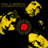 TRAFFIC  -WHERE THE POPPIES GROW (1967 Radio Sessions)CD
